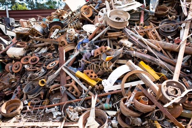Ferrous Scrap prices under pressure for May
